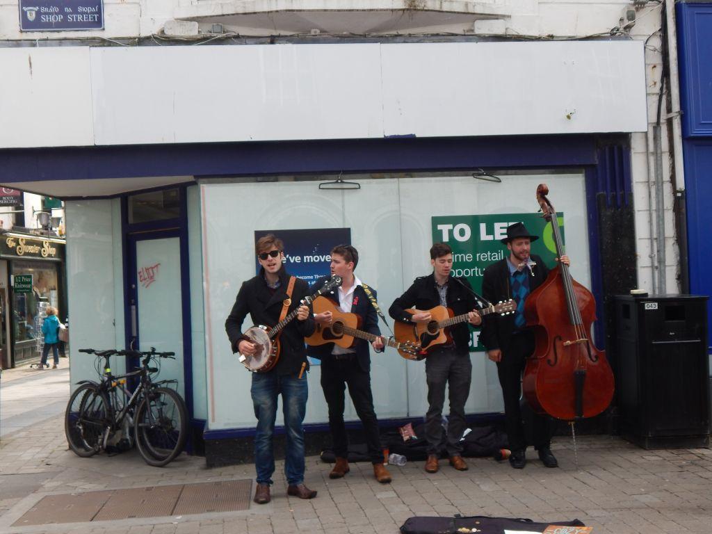 Galway - miasto muzyki