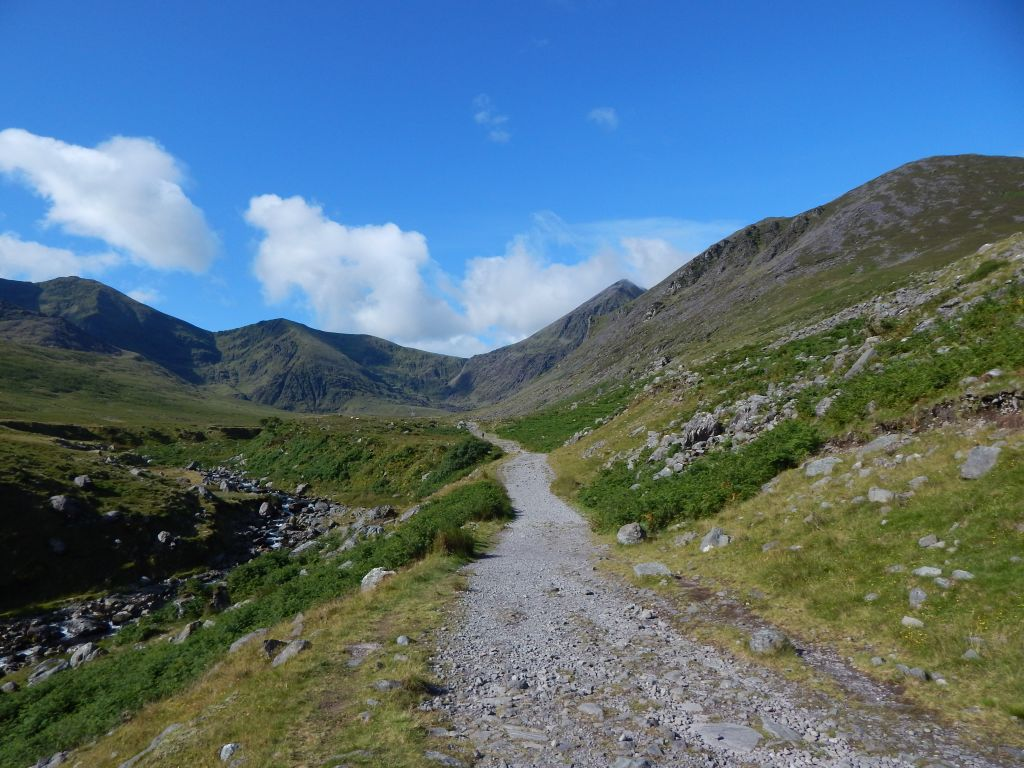 W stronę Carrantuohill